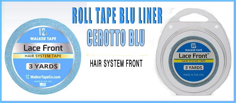 Biadesivo Blu Liner