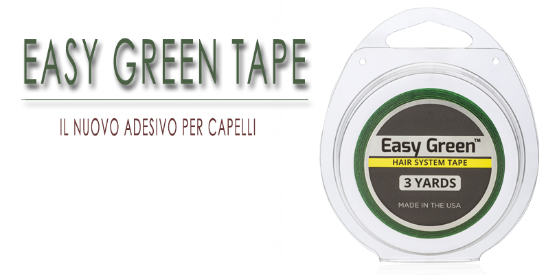 Easy green tape
