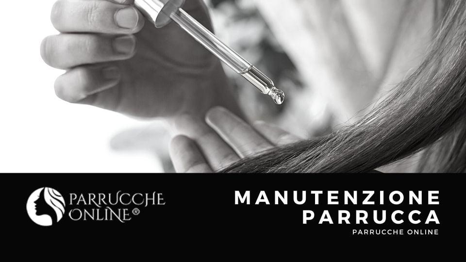 Manutenzione parrucca
