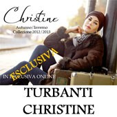 CHRISTINE - Turbanti chemioterapia