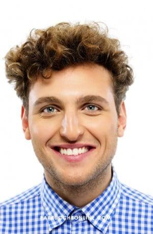 Protesi capelli Farcap 5 riccio