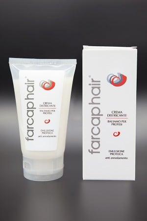Balsamo concentrato 150 ml per  protesi e capelli naturali