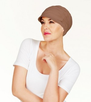 Turbante PRANA 167 marrone
