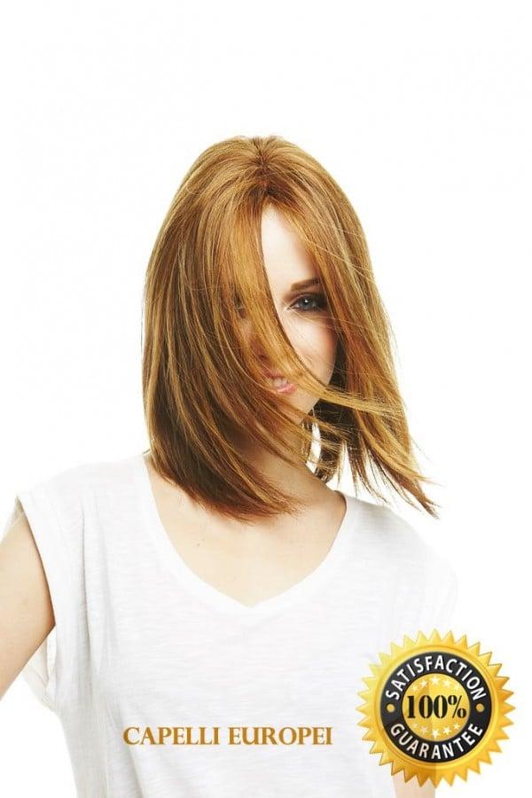 protesi capelli europei donna