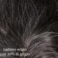 fip castano scuro venti per cento grigio