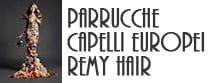 Parrucche capelli europei Remy Hair